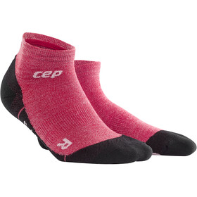 cep Dynamic+ Outdoor Light Merino Low-Cut Socks Women, wild berry
